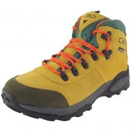 CMP Turais Wmn Wp Damen Trekkingschuhe gelb (yellow)