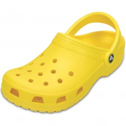 Crocs Classic Unisex Clogs gelb (lemon)