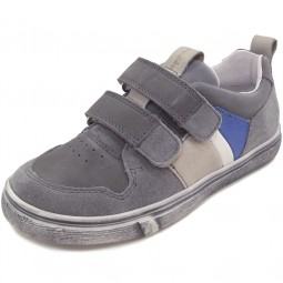 Froddo G3130095 Kinder Low Top Sneaker grau (grey)