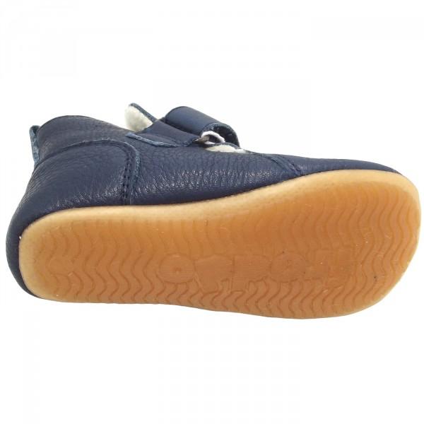 Froddo Prewalkers Winter Baby Lammfellschuhe dunkelblau (dark blue) 4