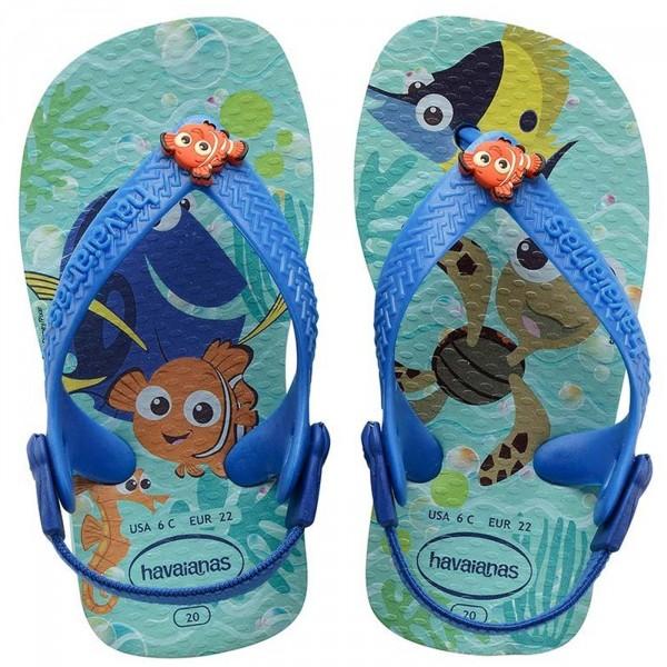 Havaianas Baby Disney Cuties Kleinkinder Zehenstegsandale t