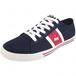 Helly Hansen Berge Viking Herren Sneakers dunkelblau (navy/white/red)