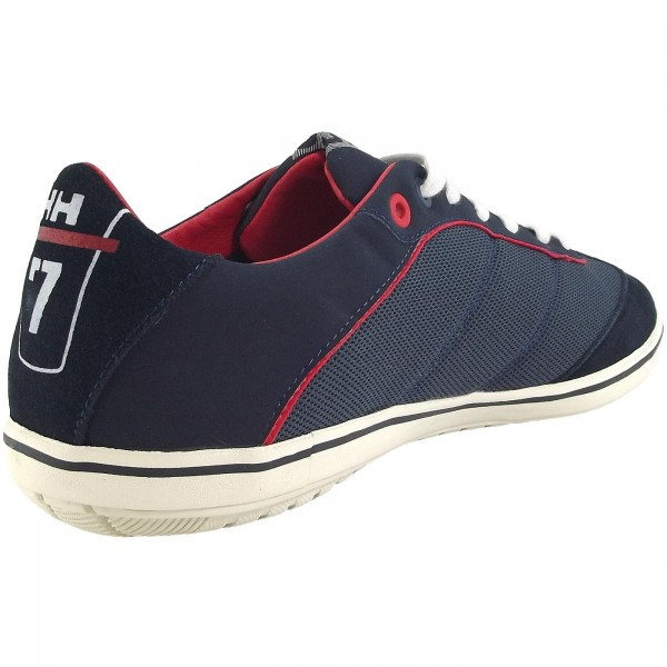 Helly Hansen Ryvingen Herren Sneakers dunkelblau (navy/red/white) 2