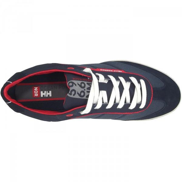Helly Hansen Ryvingen Herren Sneakers dunkelblau (navy/red/white) 3