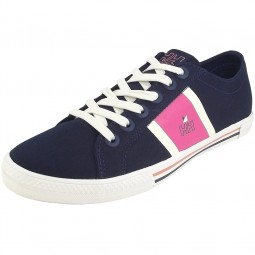 Helly Hansen Berge Viking W Damen Sneakers dunkelblau (navy/pink/white)