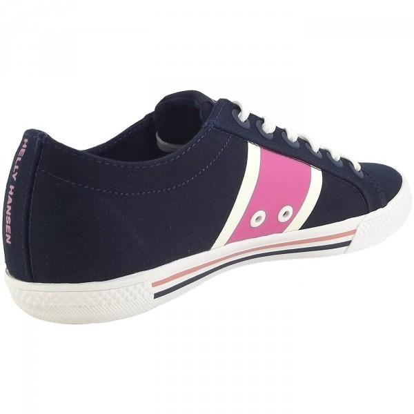 Helly Hansen Berge Viking W Damen Sneakers dunkelblau (navy/pink/white) 2