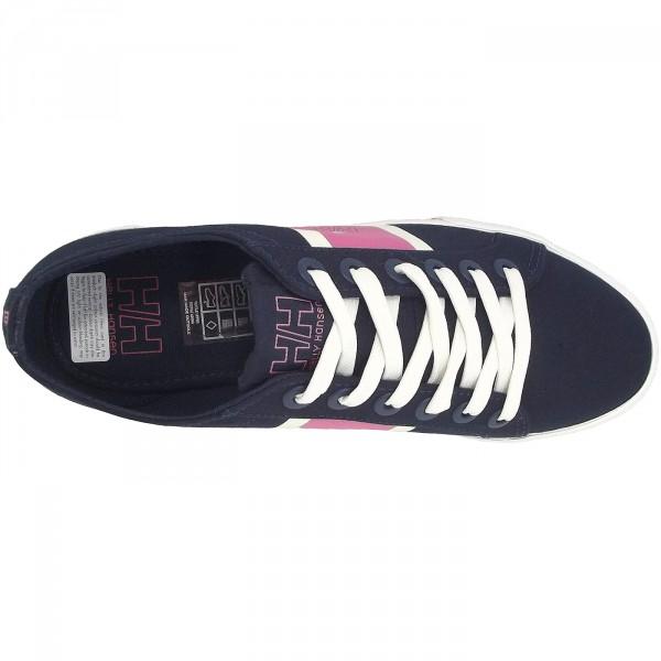 Helly Hansen Berge Viking W Damen Sneakers dunkelblau (navy/pink/white) 3