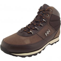 Helly Hansen Woodlands Herren Mid Cut Boot kaffeebraun (coffee bean/natura)