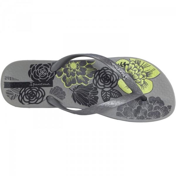 Ipanema Anat Temas Fem Damen Zehenstegsandale grau/silber (grey/silver) 2