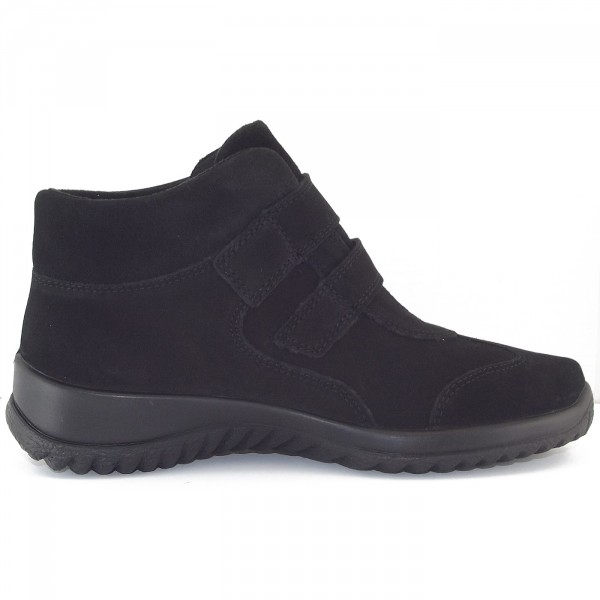 legero gore tex softboot klett damen sneaker stiefel. Black Bedroom Furniture Sets. Home Design Ideas