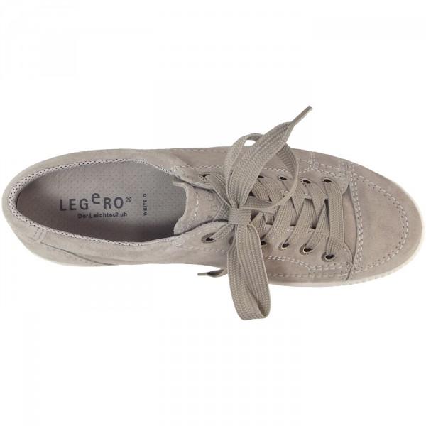 Legero Tanaro Damen Sneaker beigegrau (sand) 3