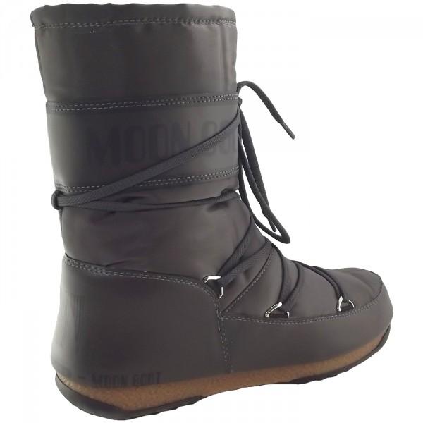 Moon Boot W.E. S.Shade Mid Damen Winterstiefel anthrazit 2