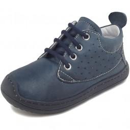 Naturino 4413 Kleinkinder Schnürschuhe dunkelblau (navy)