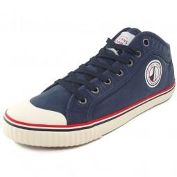 Pepe Jeans Industry Road Herren Sneakers dunkelblau (navy)