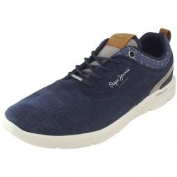 Pepe Jeans Jayden 2.0 Herren Sport-Sneakers dunkelblau (naval blue)
