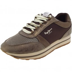 Pepe Jeans Sally Sky Damen Sneaker braun (trail)