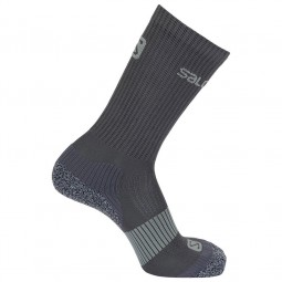 Salomon Eskape Unisex Outdoor Socken castor grey