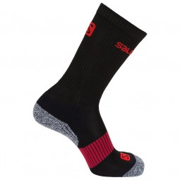 Salomon Eskape Unisex Outdoor Socken black/matador