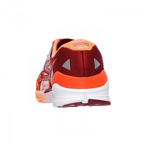 Skechers GoMeb Speed 4 Herren Laufschuhe rot/orange (red/orange) 4