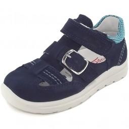 Superfit Mel Kinder Sandale dunkelblau (ocean kombi)