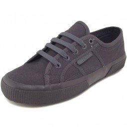 Superga 2750 Cotu Classic Unisex Sneaker grau (total dk grey iron)