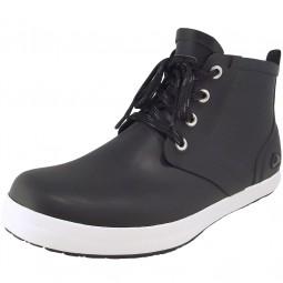 Viking Lillesand M Herren Gummistiefel-Sneaker schwarz (black)